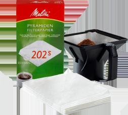 Melitta® 170 - Pyramidenfilter