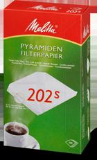 Melitta® 170 - Filterpapier (PA SF 202 S)