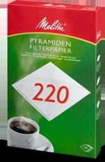 Melitta® 660 - Filterpapier (Pa SF 220 G)