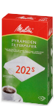 Melitta® Filter paper PA SF 202 S