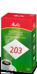 Melitta® Filterpapier PA SF 203 G